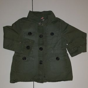 Carter's Twill trench coat